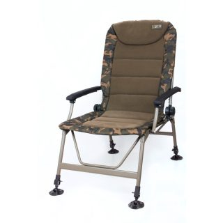 Fox - R3 Camo Chair / Kingsize
