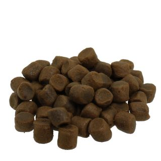 1 kg BIG BOY 25mm (ohne Loch) Halibut Heilbutt Pellets