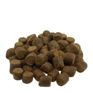 10 kg BIG BOY 25mm (mit Loch) Halibut Heilbutt Pellets