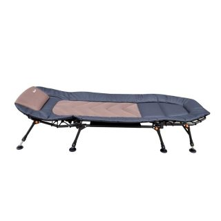 Angelliege Carpline24 Economic 8 Bein Bedchair Black Line