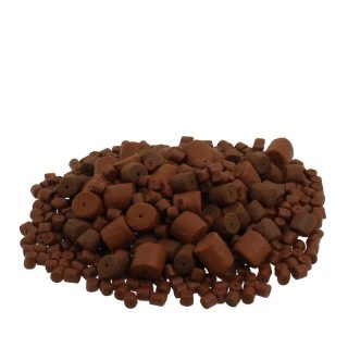10 kg Red Shrimp Halibut Pellets Heilbutt Pellet
