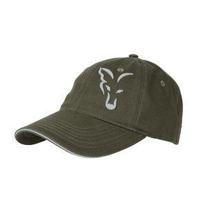 Fox - Green & Silver Baseball cap