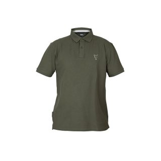 Fox - Collection Green & Silver Polo Shirt