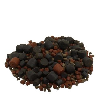 10 kg Halibut Pellet MIX 2-20mm Pelletmix Pellets