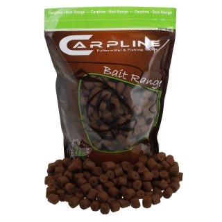 1 kg Red Shrimp Halibut Pellets Heilbutt Pellet 14mm