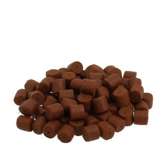 10 kg Red Shrimp Halibut Pellets Heilbutt Pellet 20mm