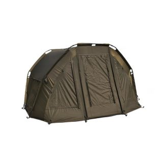 Carpline24 Economic 2 Mann Bivvy + Winterskin