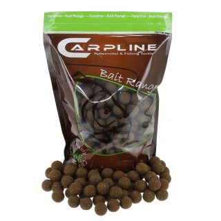 Carpline24 -  Fischmehlboilies NEUTRAL - 1 kg 20 mm