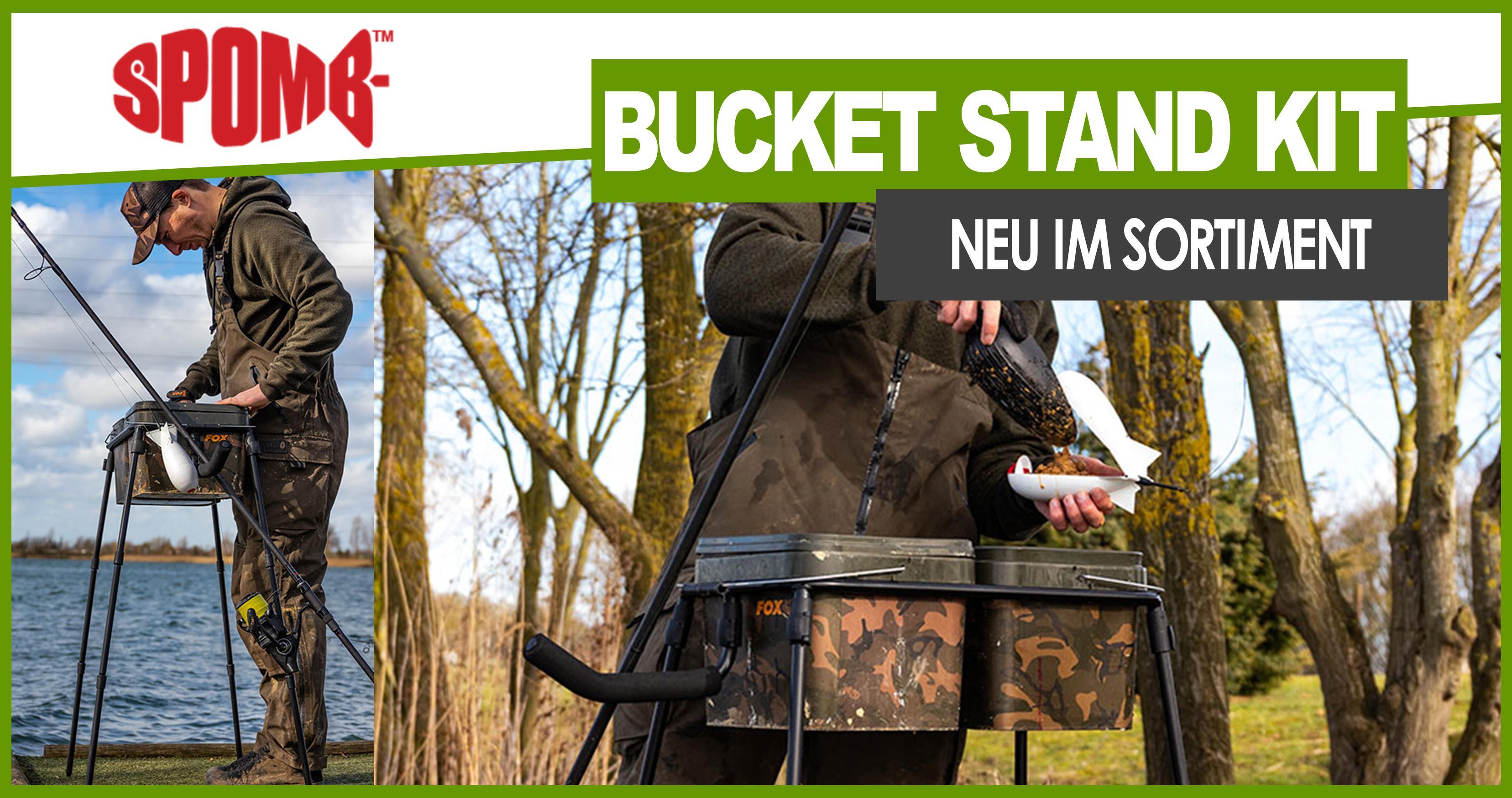 Spomb Bucket Stand Kit...